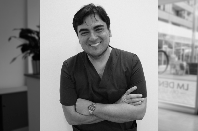 Odontólogo y Dentista Rubén López